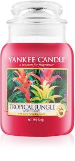 Yankee Candle Tropical Jungle lumânare parfumată  Clasic mare