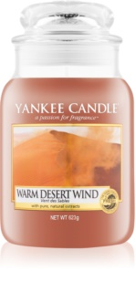 Yankee Candle Warm Desert Wind geurkaars Classic Large