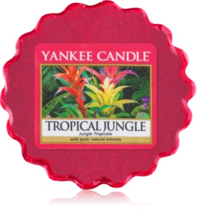 Yankee Candle Tropical Jungle cera para lámparas aromáticas