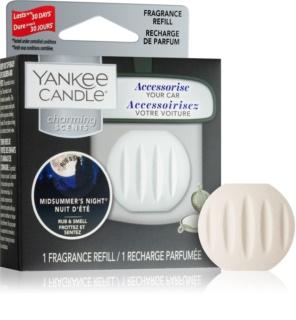 Yankee Candle Midsummer´s Night ароматизатор для салона автомобиля сменный блок