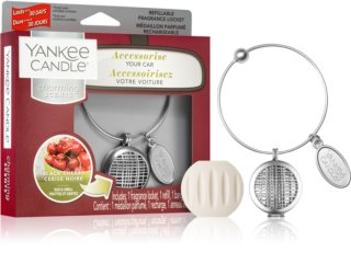 Yankee Candle Black Cherry désodorisant voiture I. (Linear)