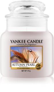 Yankee Candle Autumn Pearl świeczka zapachowa  Classic średnia