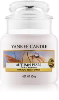 Yankee Candle Autumn Pearl mirisna svijeća Classic mala