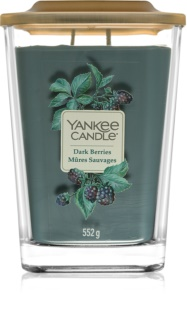 Yankee Candle Elevation Dark Berries ароматна свещ  голяма