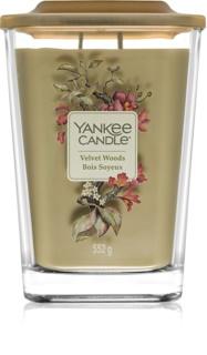 Yankee Candle Elevation Velvet Woods αρωματικό κερί μεγάλη
