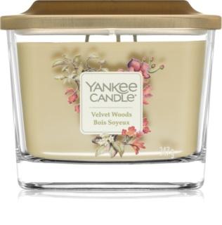 Yankee Candle Elevation Velvet Woods scented candle Medium