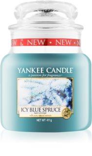 Yankee Candle Icy Blue Spruce dišeča sveča  Classic srednja