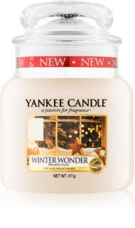 Yankee Candle Winter Wonder duftkerze  Classic medium