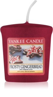 Yankee Candle Frosty Gingerbread sampler