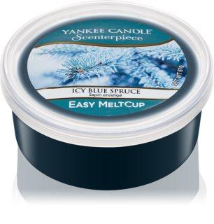 Yankee Candle Icy Blue Spruce cera para lâmpada aromática elétrica