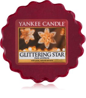 Yankee Candle Glittering Star κερί για αρωματική λάμπα