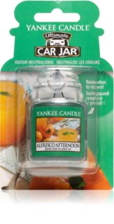 Yankee Candle Alfresco Afternoon ambientador auto suspenso