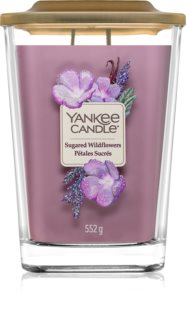Yankee Candle Elevation Sugared Wildflowers