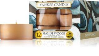 Yankee Candle Seaside Woods čajna sveča