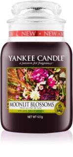 Yankee Candle Moonlit Blossoms candela profumata Classic grande