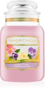 Yankee Candle Floral Candy vonná sviečka Classic veľká