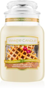 Yankee Candle Belgian Waffles Scented Candle 623 g Classic Large