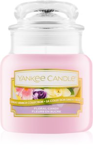 Yankee Candle Floral Candy duftkerze  Classic mini