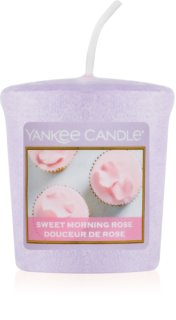 Yankee Candle Sweet Morning Rose votívna sviečka