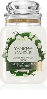 Yankee Candle Lily of the Valley duftkerze  Classic groß
