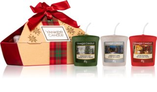 Yankee Candle Alpine Christmas poklon set VII.