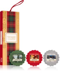 Yankee Candle Alpine Christmas set cadou XV.