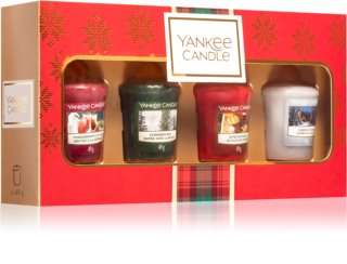 Yankee Candle Alpine Christmas set cadou XI.