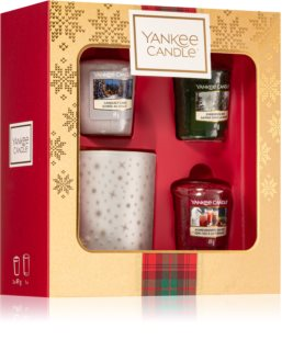 Yankee Candle Alpine Christmas set cadou XIV.