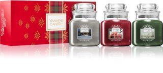 Yankee Candle Alpine Christmas σετ δώρου IV.