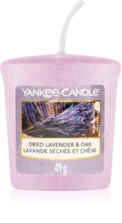 Yankee Candle Dried Lavender & Oak bougie parfumée