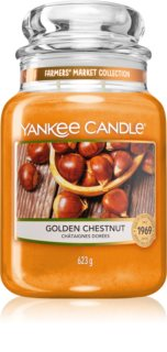Yankee Candle Golden Chestnut scented candle Classic Large