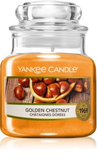 Yankee Candle Golden Chestnut scented candle Classic Mini