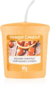 Yankee Candle Golden Chestnut votive candle