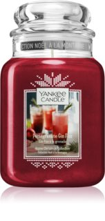 Yankee Candle Pomegranate Gin Fizz scented candle Classic Large