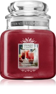 Yankee Candle Pomegranate Gin Fizz vonná svíčka Classic střední 411 g