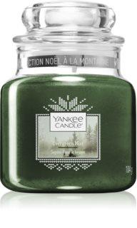 Yankee Candle Evergreen Mist geurkaars Classic Mini