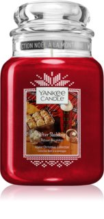 Yankee Candle After Sledding scented candle Classic Large