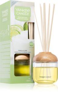Yankee Candle Vanilla Lime aroma difuzor s polnilom
