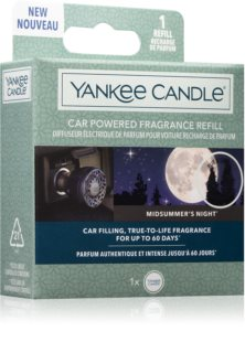 Yankee Candle Midsummer´s Night aроматизатор за автомобил пълнител