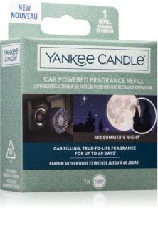 Yankee Candle Midsummer´s Night ambientador auto recarga