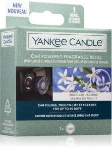 Yankee Candle Midnight Jasmine ambientador auto recarga