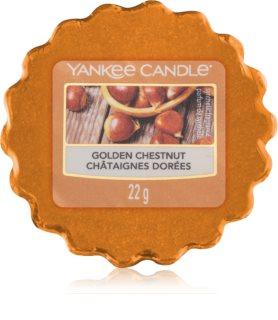 Yankee Candle Golden Chestnut illatos viasz aromalámpába