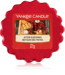 Yankee Candle After Sledding vaxsmältning