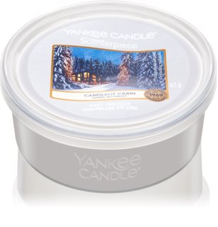 Yankee Candle Candlelit Cabin wax for electric wax melter