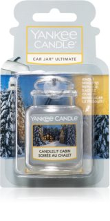 Yankee Candle Candlelit Cabin auto luchtverfrisser  Ophangend