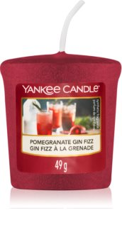 Yankee Candle Pomegranate Gin Fizz votive candle