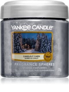 Yankee Candle Candlelit Cabin geurparels