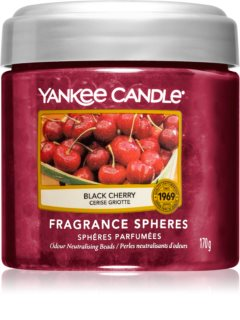 Yankee Candle Black Cherry vonné perly