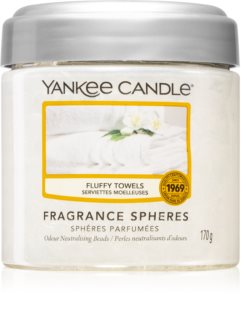 Yankee Candle Fluffy Towels mirisne perle