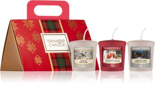 Yankee Candle Alpine Christmas coffret V.